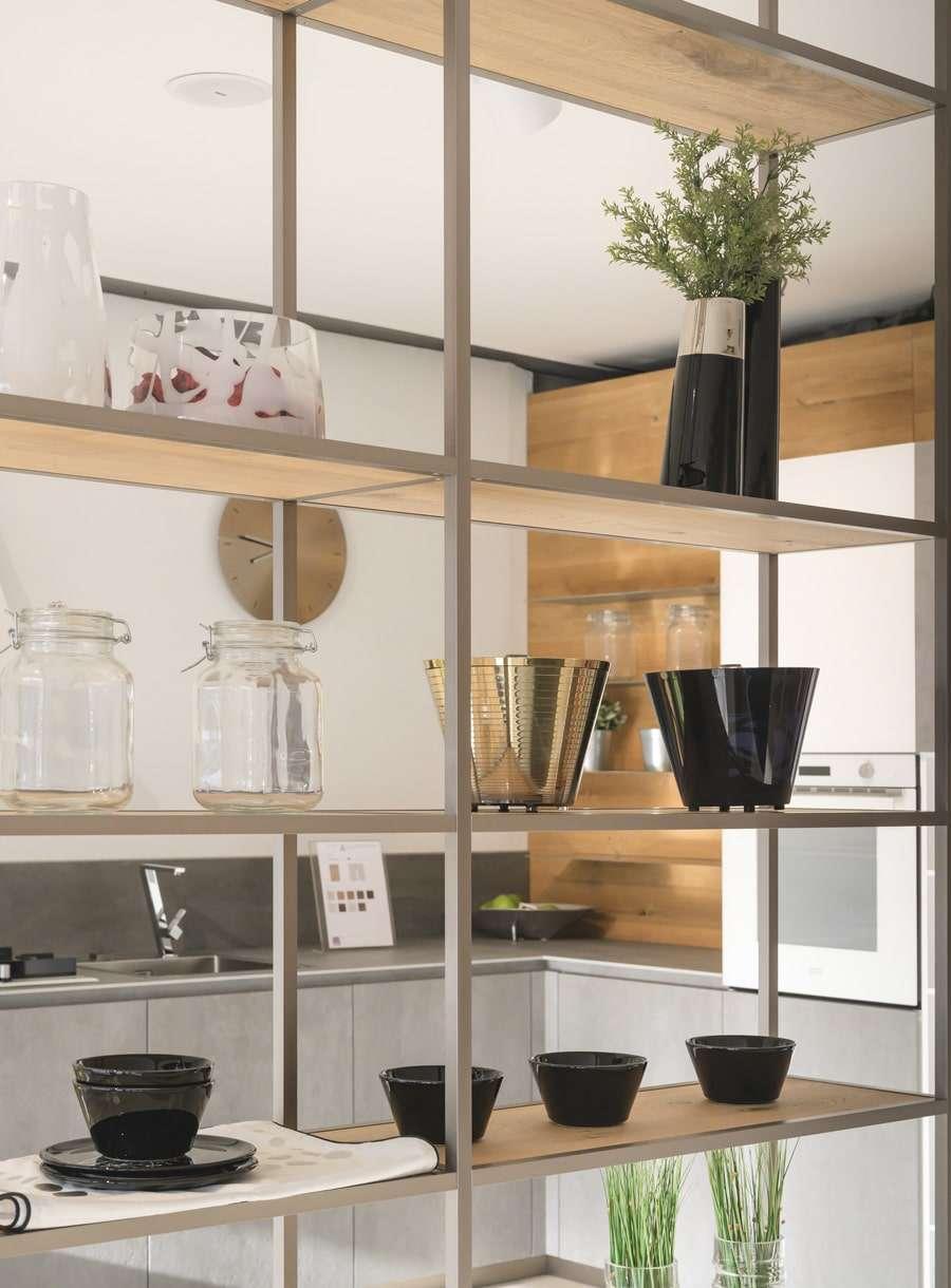 Dettaglio cucina Cova - novità 2020